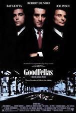 Goodfellas Movie POSTER 27 x 40 Robert De Niro, Joe Pesci, A, LICENSED NEW