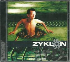 ZYKLON-WORLD OV WORMS-CD-death-black-morbid angel-myrkskog-thorns-red harvest