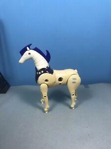 006 antares MICRONAUTI jeeg robot cavallo loose action figure takara vintage