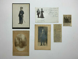 RARE Images Commodore Foote Charles Nestel American Lilliputians Circus Sideshow