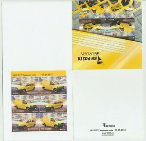 S36556 Bosnia Herzegovina Europa Cept MNH 2013 Booklet