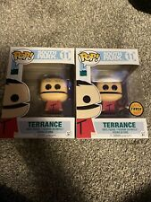 Funko POP! Television - South Park S2 Original & TERRANCE with Flag *Chase*