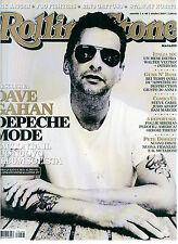 ROLLING STONE 48 2007 DAVE GAHAN DEPECHE MODE GUNS N' ROSES MICK JAGGER KUBRICK