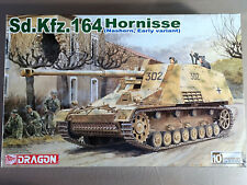 DRAGON 6165 - Sd.Kfz.164 HORNISSE (NASHORN, EARLY VARIANT) - 1/35 PLASTIC KIT