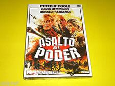 ASALTO AL PODER / POWER PLAY English/Español DVD R2 Precintada