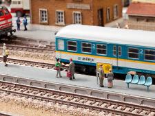 NOCH | 66008 | Universal-Bahnsteig   | Modellhaus