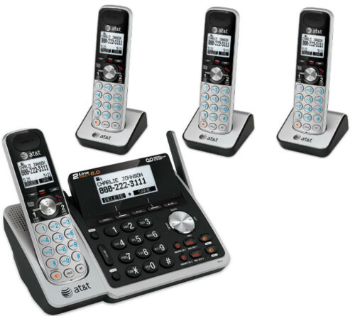 Info 2 Line Cordless Phone System Travelbon.us