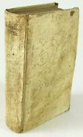 BUCOLICA - P. Virgilli Maronis ca. um 1750