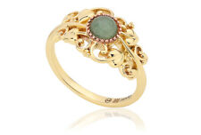 Welsh Clogau 9ct Yellow & Rose Gold Enchanted Forest Ring £160 off! SIZE P