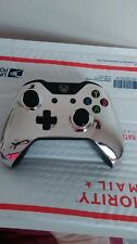 Microsoft Xbox One Wireless Controller Custom Chrome Silver