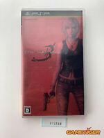 THE 3RD BIRTHDAY SONY PSP Playstation Portable JAPAN Ref:313708