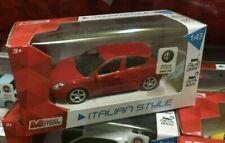 Articoli di modellismo statico in pressofuso Scala 1:43 per Alfa Romeo
