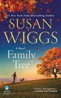 Family Tree: A Novel by Wiggs, Susan , Mass Market Paperback
