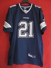 Maillot football Cowboys Reebok Dallas jersey Jones Americain USA n° 21 - 48