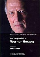 Companion to Werner Herzog, Hardcover by Prager, Brad (EDT), Brand New, Free ...