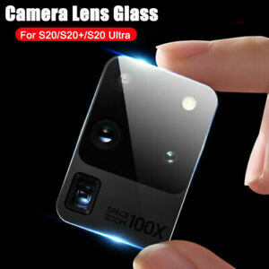 9H Tempered Glass Rear Camera Lens Protector Cover Samsung S20 S20+ S21+ Ultra