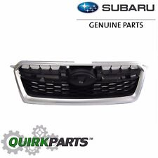 OEM 2012-2014 Subaru Impreza Front Grille Assembly Base Gray NEW 91122FJ010