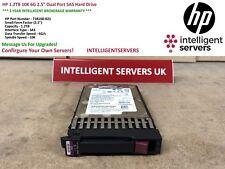 "HP 1.2TB 10K 6G 2.5"" Dual Port SAS Hard Drive - 718160-B21 / 718291-001"