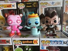 COUNT CHOCULA FRANKEN BERRY BOO BERRY BUNDLE FUNKO POP VINYL OOB AD ICONS GRAIL