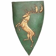 Game of Thrones Renly Baratheon Stag Shield Pin