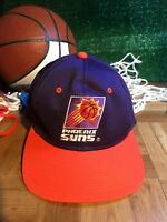 Rare vintage new without tag phoenix suns adjustable snapback hat cap h53