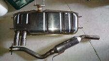 Auspuffanlage Mazda MX-5 RF Original von Bastuk WIE NEU mit zwei kleinen Dellen.