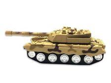 RC Ferngesteuerter Panzer R/C Modellbau mit Licht 4 Kanal 1:18 Land Corps