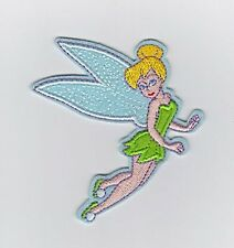 Disney Cartoon Movie Tinker Bell embroidered Iron/Sew On Patch