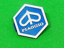 VESPA HEXAGONAL TOP OF HORN COVER PIAGGIO CLIP ON BADGE FITS PK PX T5 MODELS