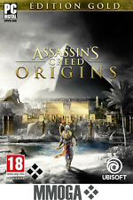 Assassin's Creed: Origins - Édition Gold - Télécharger le code PC Jeu Uplay - FR