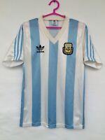 ARGENTINA NATIONAL TEAM 1992 1993 ADIDAS HOME FOOTBALL SOCCER CAMISETA JERSEY