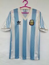 ARGENTINA NATIONAL TEAM 1992 1993 ADIDAS HOME FOOTBALL SOCCER CAMISETA JERSEY