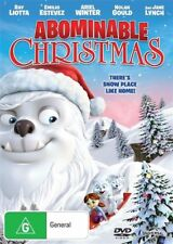 Abominable Christmas DVD - Brand New & Sealed - Free Postage