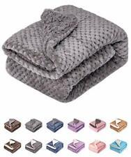 Fuzzy Dog Blanket or Cat Blanket or Pet Blanket, Warm and Soft, Plush Fleece Rec