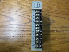 Gould DO-1132-000 Input Module 12-24 Volts D/C Revision A