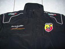NEU ABARTH Fiat Barchetta Fan- Jacke schwarz jacket veste jas giacca jakka