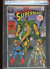 DC: Superman #241 (8/1971) PGX 9.2 NM-
