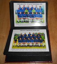 Chelsea football club album photo (années 1970)