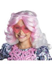 Child Monster High Viperine Gorgon Wig Fancy Dress Halloween Kids Book Week Girl