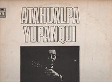 ATAHUALPA YUPANQUI disco LP 33 giri MADE in SANTO DOMINGO 12 songs OMONIMO SAME