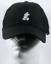 Disney Parks Exclusive Mickey Black Nike Dri Fit Baseball Golf Cap Hat SOLD OUT
