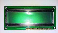 LUMEX LCD Module, Lumen LCD Character Display Module 16x2, Model LCM-SO1602DSR/A