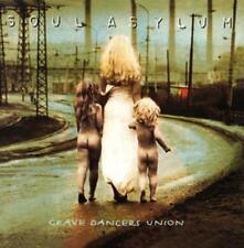 Soul Asylum CD Album mit den Titel Grave Dangers Union