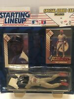 1993 starting lineup Ray Lankford Baseball figure card toy St. Louis Cardinals