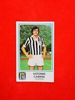 Carte sticker panini série A Italie Italy ANTONIO CABRINI Juventus 1978 - 1979
