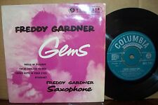 FREDDY GARDNER,  GEMS,  COLUMBIA RECORDS 1957  EX+