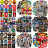 100pcs LOL Futurama Super Hero Skateboard Sticker Laptop Luggage Graffiti Decal