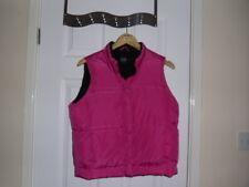 GAP Gilet Body Warmer. Pink. Size M Medium. Not Coat