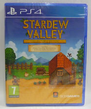 STARDEW VALLEY COLLECTOR'S EDITION SONY PS4 PAL NUOVO SIGILLATO NEW SEALED