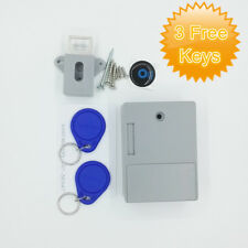 Electric Control Door Lock RFID Keypad Code for Cabinet Drawer Closet Organizer